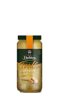 Tortilla Cebolla mix. 660 gram.