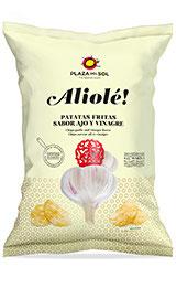 Patatas Fritas Aliolé