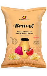 Patatas Fritas Bravo
