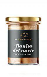 Bonito del Norte en Aceite de Oliva.  Ca. 190 gram.