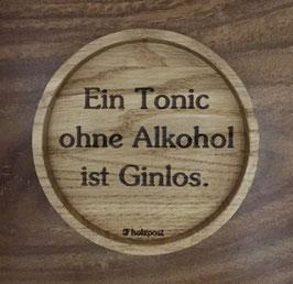 """Untersetzer """"Ginlos"""""""