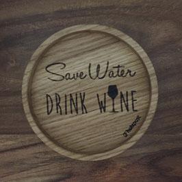 """Untersetzer """"Save Water.."""""""