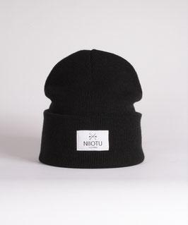 NIIOTU Mütze - Schwarz