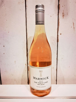 2019 Warwick Estate The First Lady Dry Rosé