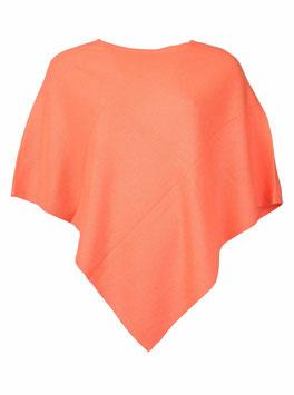 100% Poncho - orange