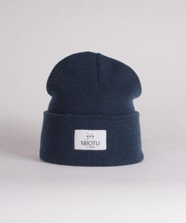 NIIOTU Mütze - Navyblau