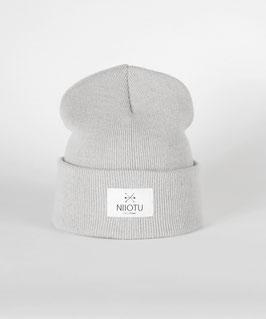 NIIOTU Mütze - Grau