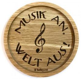 """Untersetzer """"Musik"""""""