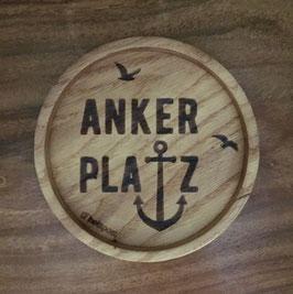 """Untersetzer """"Ankerplatz"""""""