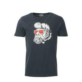 Hipster Hans T-Shirt grau