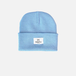NIIOTU Mütze - Baby Blau