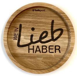 """Untersetzer """"Liebhaber"""""""