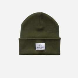 NIIOTU Mütze - Grün