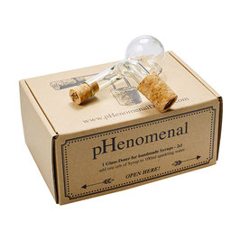 Der pHenomenal Glas Dosierer