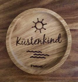 """Untersetzer """"Küstenkind"""""""
