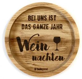 """Untersetzer """"Weinnachten"""""""