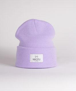 NIIOTU Mütze - Lavendel