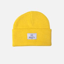 NIIOTU Mütze - Power Gelb