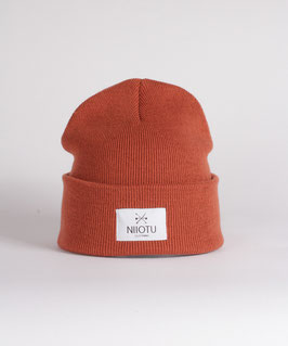 NIIUTO Mütze - Rost