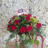 JARRON 18 ROSAS GALA