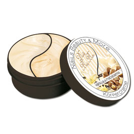 Double Body Butter vanilla & macadamia