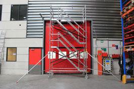 Treppengerüst 4,30 m Arbeitshöhe