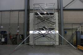 Treppengerüst 8,30 m Arbeitshöhe