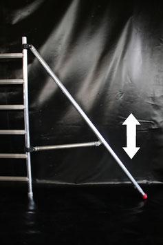 Stabilisator 2,00 m teleskopisch