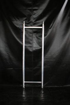 Doppelte horizontale Strebe 2,50 m