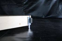 Bordbrettsatz aus Holz breit