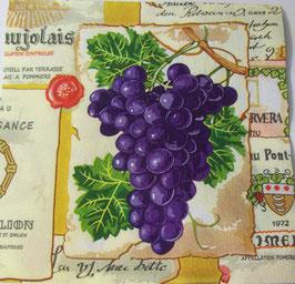 """Салфетка """"Кисть винограда"""""""