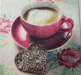 """Салфетка """"Чашка кофе"""""""