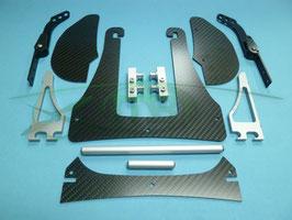 Handauflagen für den Graupner MZ-32