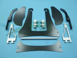 Handauflagen für den Graupner MZ-18, MZ-24 und MZ-24 PRO Sender