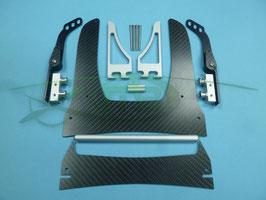 Handauflagen für den Vbar-Control Sender von Mikado im Kunststoffgehäuse