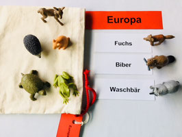 Tiere unserer Erde - BM 296