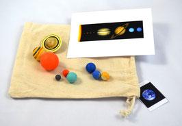 DIY-Kit: Planeten Figuren - BM 408