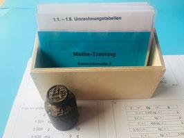 BM244: Mathe-Training Gewicht II