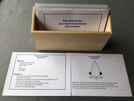 BM082: Aktivitätskarten - Sachrechnen zur Zeitmessung