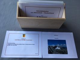 Aktivitätskarten: zur Atlasarbeit Deutschland - BM 079