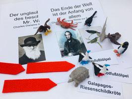 BM257: Forscherset Charles Darwin