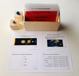 Ma25: Mathe-Training: Längenmaße 2