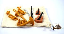 DIY-Kit: Instrumente Figuren - BM 414
