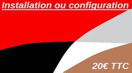 Installation ou configuration