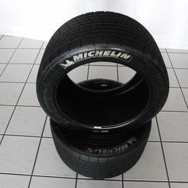 2er Set Regenreifen/ Raintire`s  GT 3, DTM, Porsche-Cup.. (Deko)