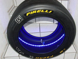 Racing Slick mit LED Beleuchtung