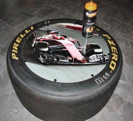 Racing Slick Deko Tisch - Formel 1