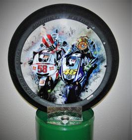 Dream Team SuperSic  & VR 46 GP  Deko /Superbike Slick