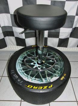 Racing-Desing Barhocker mit Rennslick org. aus GT 3, DTM Formel...