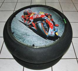 Marc Marquez # 93  Moto GP / Superbike Slick Beistelltisch,